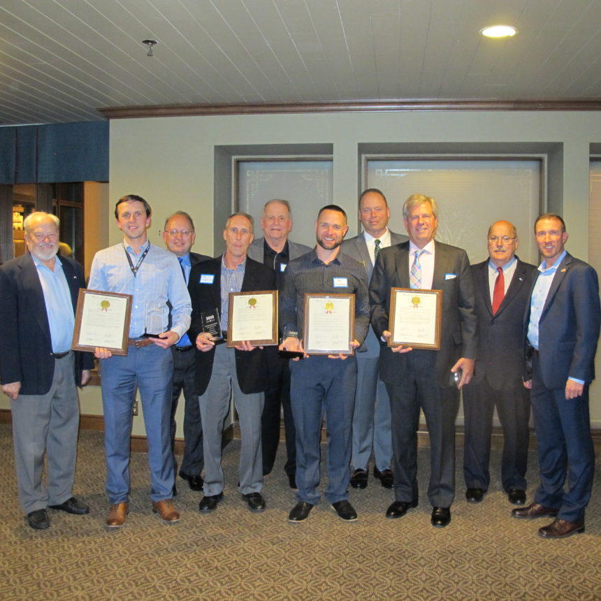 David Dull of Allis Roller Wins Excellence in Leadership Award